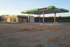 Stacja Paliw LOMAX – Kołbaskowo