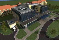 Szpital im. prof. Alfreda Sokołowskiego – Szczecin (Zdunowo)