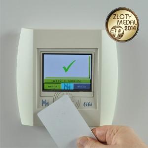 bibi C25 - Rejestrator czasu pracy RCP