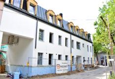 Budynek Szkoły Szczecin ul. Wawrzyniaka