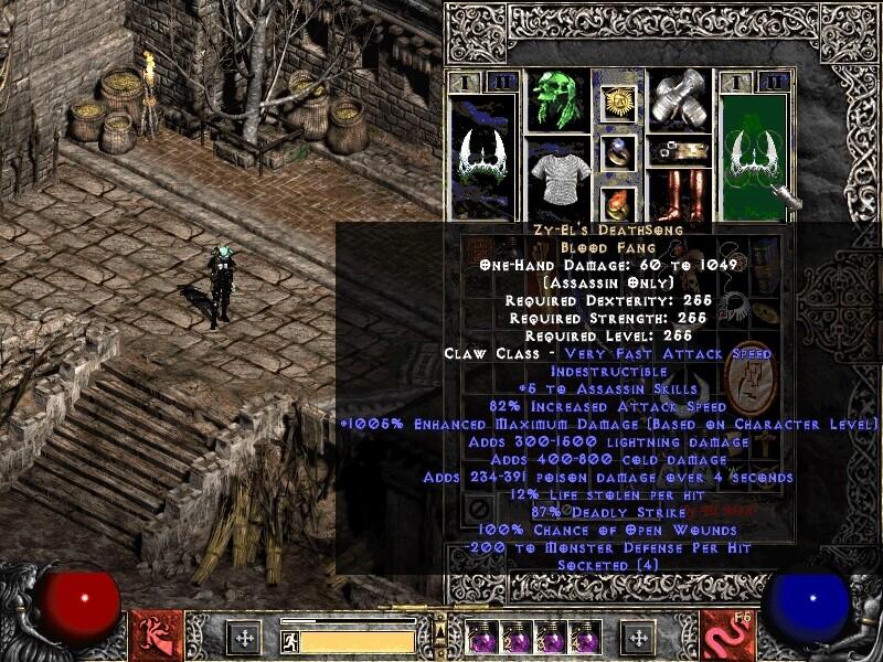 Diablo 2 multires mod | Blog