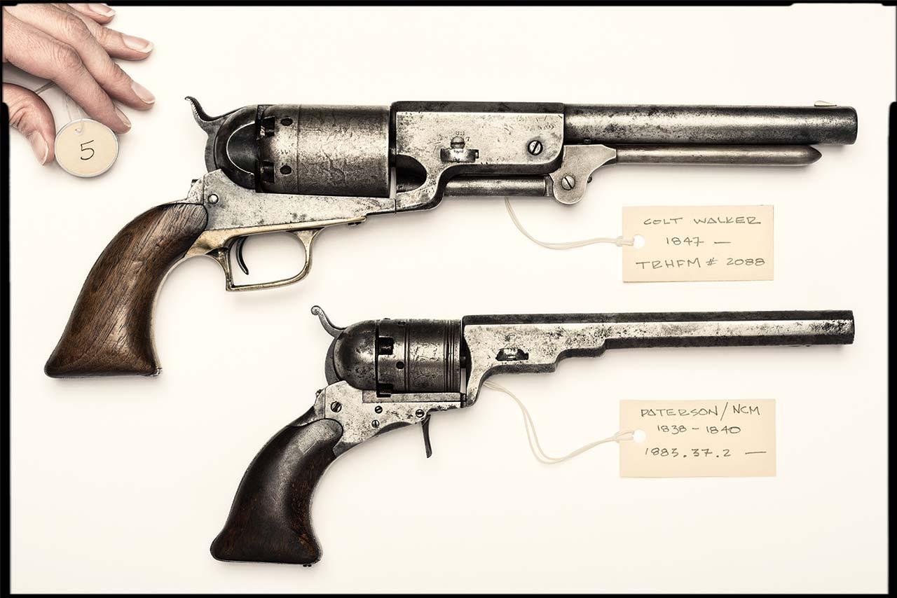 Colt walker 1847 dragoon revolvers | Blog