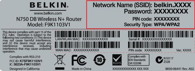 Netgear wgr614 default password