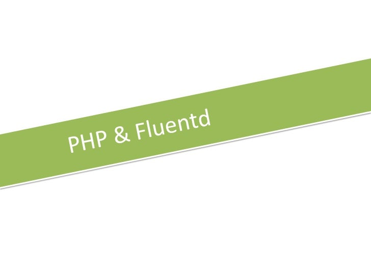 Logstash vs fluentd | Blog